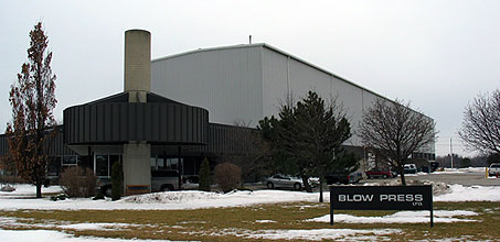 Blow Press Head Office